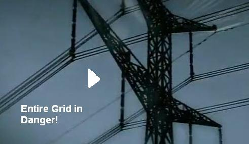 High voltage electric towers