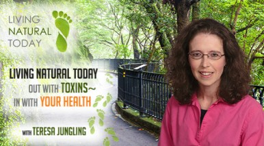 Interview-Living Natural Today graphic