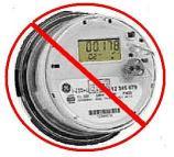 smart meter negated