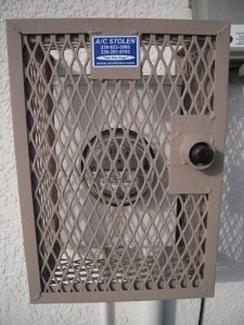 Timer box cages