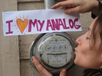 Image - I love My Analog Meter