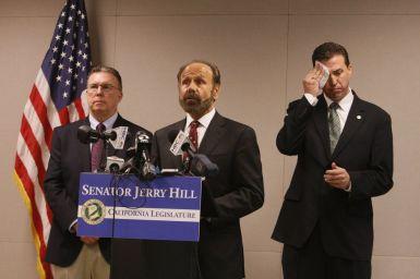 Three Offficials call for investigation