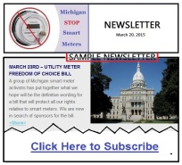 Newsletter - Click Here to Subscribe