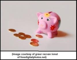 Piggy bank image ID-10010991
